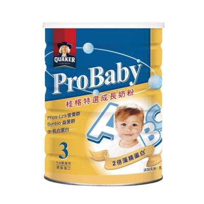 桂格 特選成長奶粉 藻精蛋白配方(1500g)
