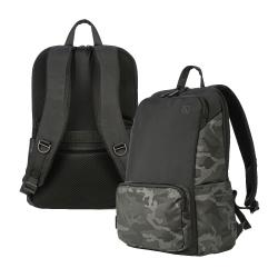 TUCANO Terras Camouflage 16吋時尚減壓商務後背包 迷