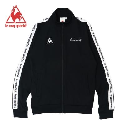 法國公雞牌立領外套 LOK6360199-男-黑