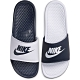 NIKE 休閒 運動 涼拖鞋 男女鞋  藍白 818736410 BENASSI JDI MISMATCH product thumbnail 1