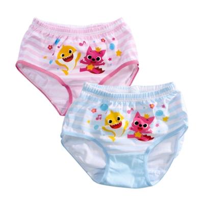 女童碰碰狐純棉三角內褲(四件組) k51235 魔法Baby