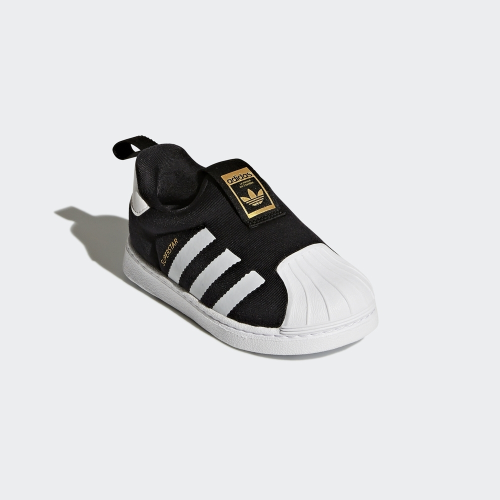 adidas SUPERSTAR 360 經典鞋 男童/女童 S82711 product image 1
