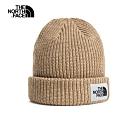 The North Face北面男女款駝色保暖柔軟毛帽|3FJWDG9