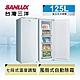 [館長推薦]SANLUX台灣三洋 125L 單門直立式冷凍櫃 SCR-125F product thumbnail 1