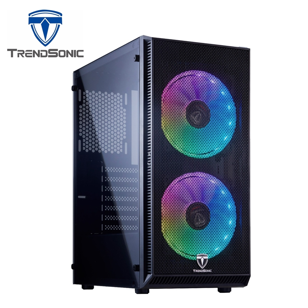 TrendSonic 翰欣 達爾西 ATX 電競 電腦機殼
