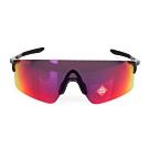 OAKLEY EVZERO BLADES 一般太陽眼鏡附硬盒鼻墊 黑銀
