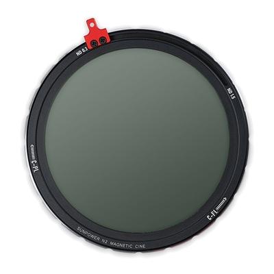 SUNPOWER N2 CINE ND0.3-ND1.5 磁吸式可調多功能濾鏡 電影版