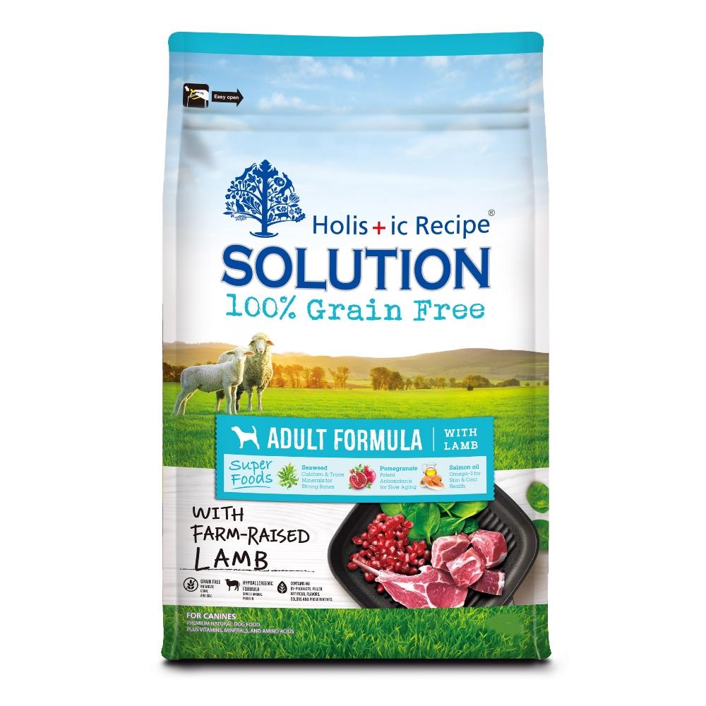 耐吉斯 超級無穀成犬 紐澳放牧羊肉配方 1.5KG @ Y!購物