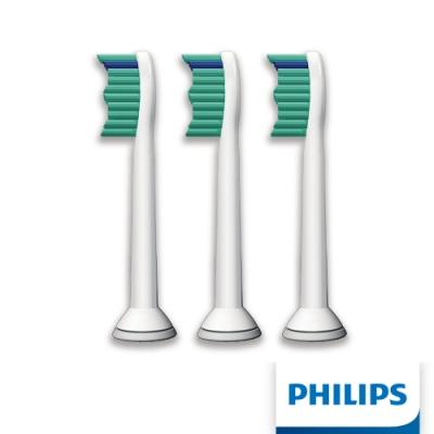 【Philips飛利浦】Sonicare音波震動牙刷專用刷頭三入組HX6013/05(白)
