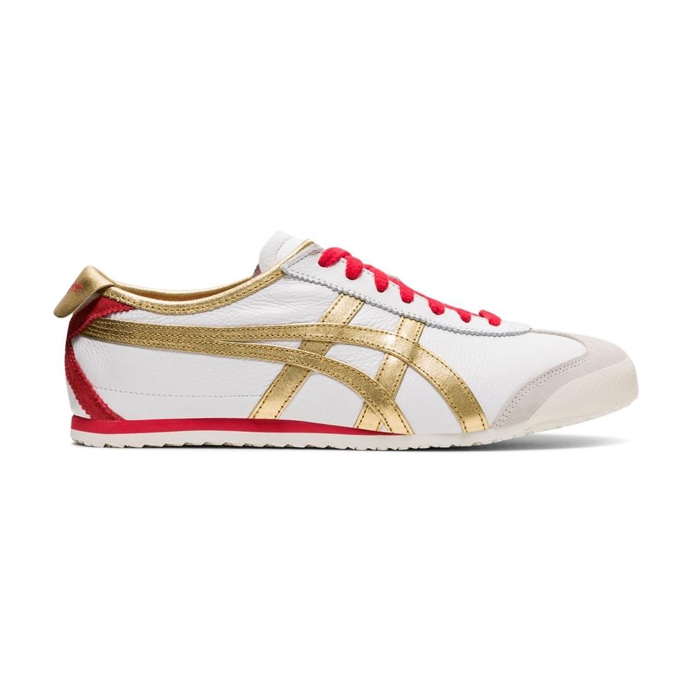 Onitsuka Tiger鬼塚虎-MEXICO 66 METALLIC PACK 休閒鞋 男女 (金)1183A788-102