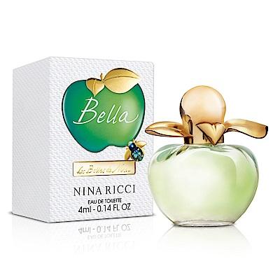 Nina Ricci Bella貝拉甜心女性淡香水小香4ml