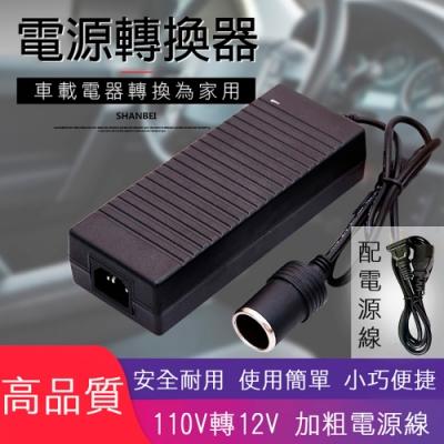 【super 舒馬克】車載電源轉接器/車用電器變家用電源轉接器