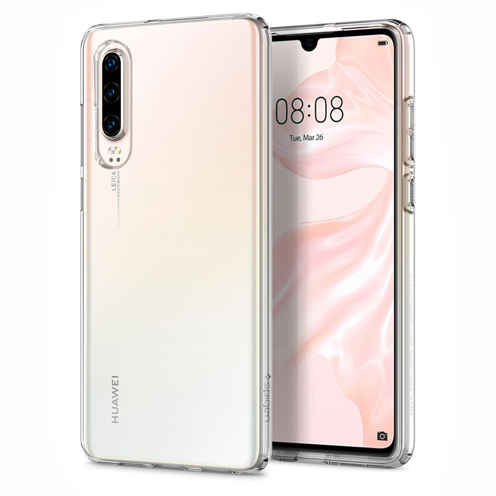 SGP / Spigen HUAWEI P30 Liquid Crystal-手機保護殼 @ Y!購物