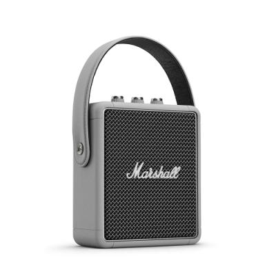 Marshall Stockwell II 攜帶式藍牙喇叭 - 限定灰