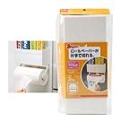 【KM生活】磁鐵式廚房用收納盒紙巾架