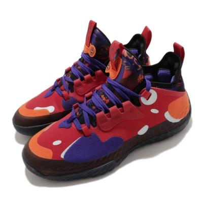 adidas 籃球鞋 Harden Vol5 運動 男鞋 愛迪達 哈登 大鬍子 NBA球星 黑 彩 G55811