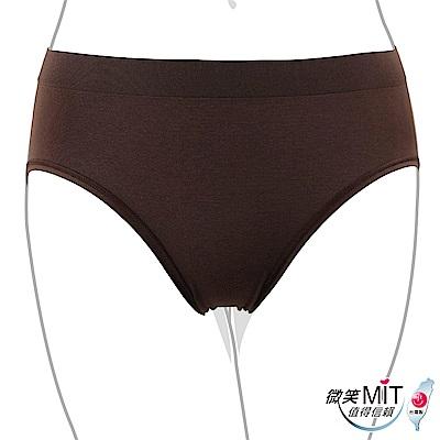 推EASY SHOP-iMEWE 中低腰三角褲(濃情可可)
