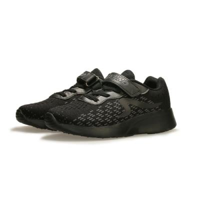 【ZEPRO】SKR潮感速度輕量運動鞋(中童)-黑
