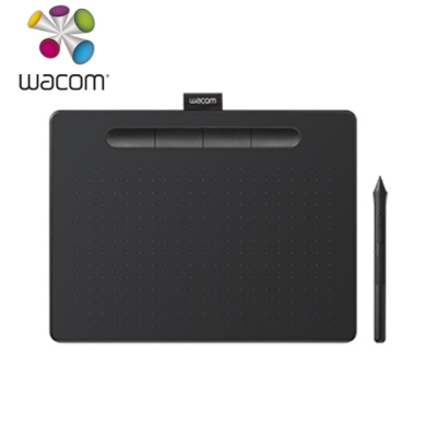 Wacom Intuos Basic Medium 繪圖板 (入門版)(黑) CTL-6100/K1-C