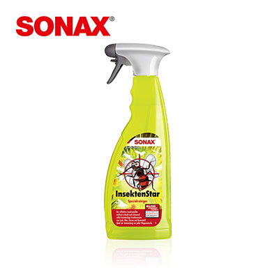 SONAX 昆蟲去除專家 德國原裝 全新配方 昆蟲的剋星-急速到貨