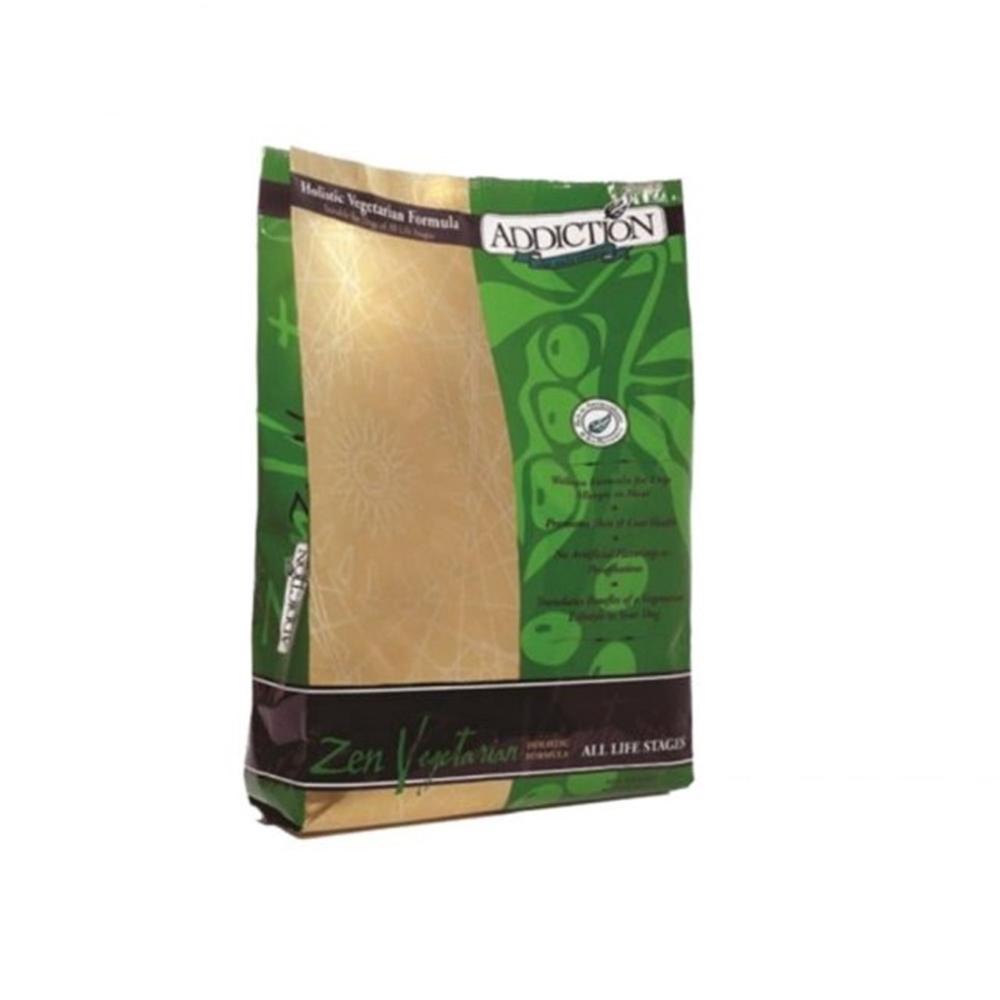 紐西蘭-ADDICTION自然癮食 菩提素食專業配方犬寵食 3lbs(1.4kg) 兩包組