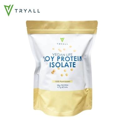[台灣 Tryall] 分離大豆蛋白 (1kg/袋)