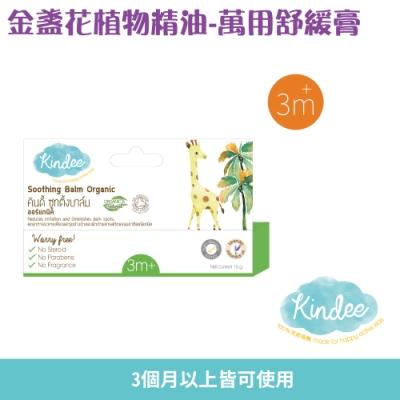 【Kindee金蝶】金盞花植物精油萬用舒緩膏(3個月以上)