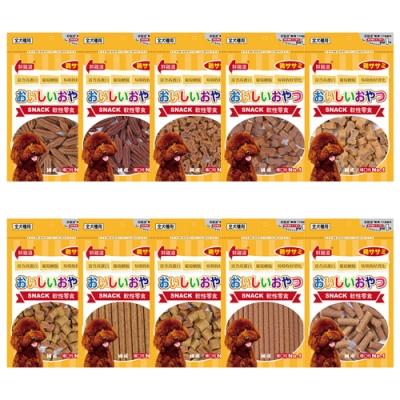 鮮雞道 軟性零食系列 100-170g (4包組)
