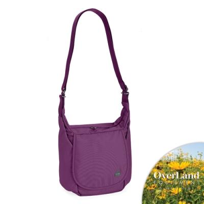 【OVERLAND】Donner II側背包 [紫色] 日用休閒側背包