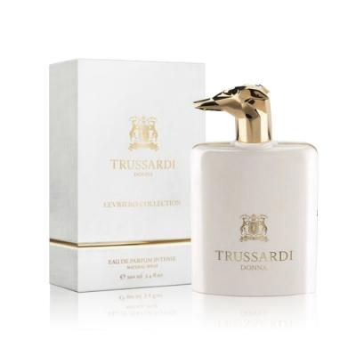 *TRUSSARDI 楚沙迪獸首女性淡香精限量版 100ml+隨機品牌小香