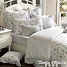 Tonia Nicole東妮寢飾 繁花童話環保印染100%高紗支長纖細棉被套床包組(特大)