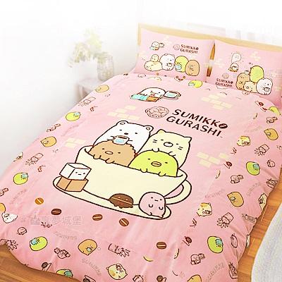(限時下殺)享夢城堡 枕套床包三件組 單/雙均一價