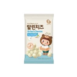 韓味不二 韓國原裝 乾莫札瑞拉起司(優格口味)(8g)