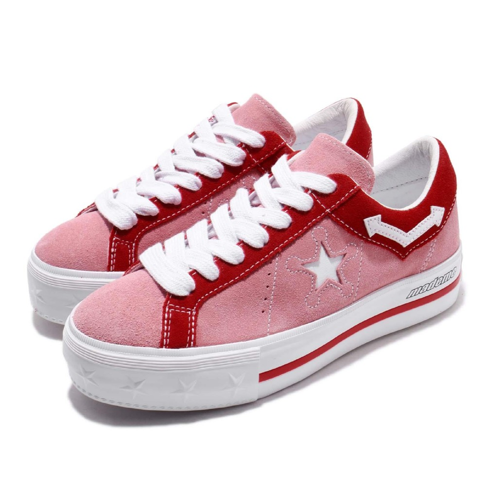 Converse Made Me One Star 女鞋