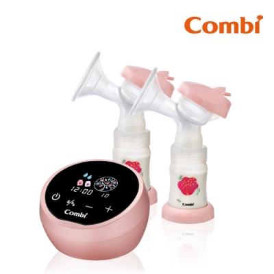 回饋5%超贈點【Combi】自然吸韻雙邊電動吸乳器 LX