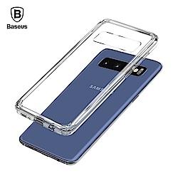 Baseus倍思 三星Galaxy S10 Plus 手機殼 透明 保護殼 氣墊防摔軟殼