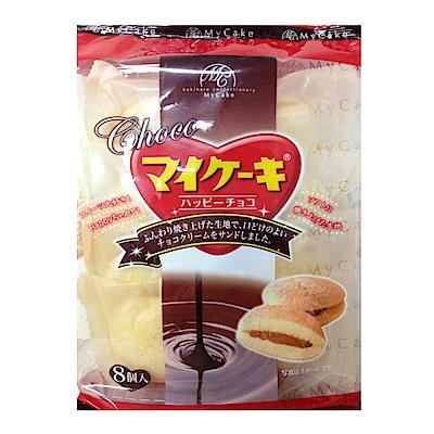 柿原 巧克力夾心蛋糕(116g)