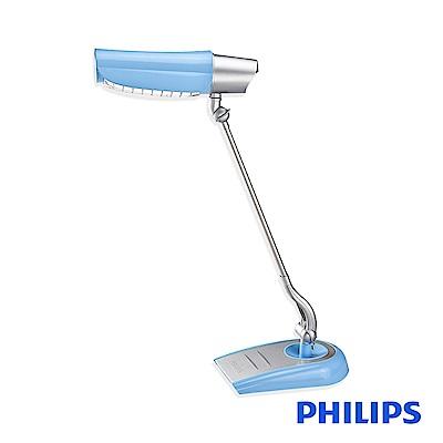 飛利浦 PHILIPS LIGHTING_美光廣角LED護眼檯燈FDS980-天藍色