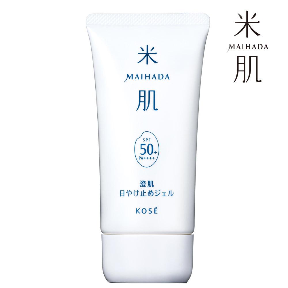 【KOSE 高絲】 米肌 澄肌水感防曬凝膠 80g