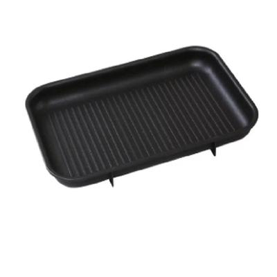 日本 BRUNO BOE021-GRILL 燒烤波紋煎盤 電烤盤專用配件