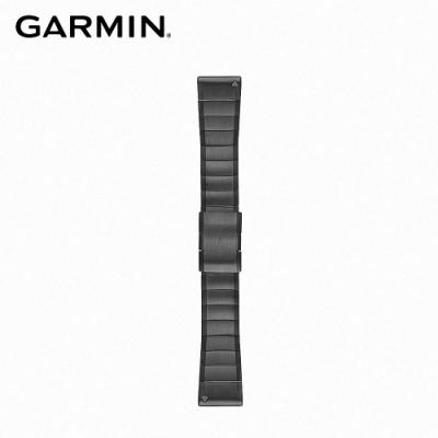 GARMIN QUICKFIT 26mm 石墨灰ADLC鈦錶帶