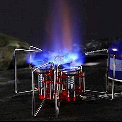 【LOTUS】步林 5800W BL100-B6-A 三爐頭攜帶式高山瓦斯爐 豋山爐蜘蛛爐