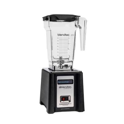 【Blendtec】美國高效能食物調理機  鑑賞家825 SpaceSaver-尊爵黑 4角容杯x2