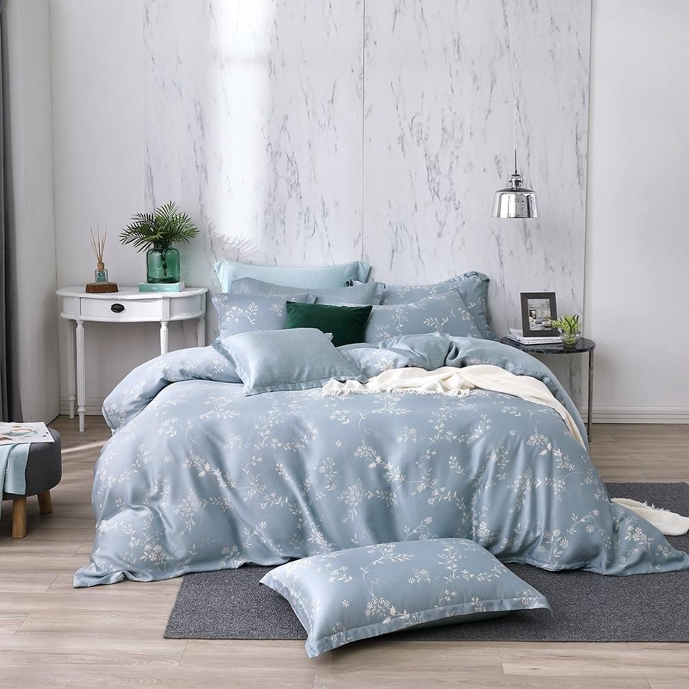 OLIVIA  Dora  標準雙人床包冬夏兩用被套四件組 300織天絲TM萊賽爾 台灣製