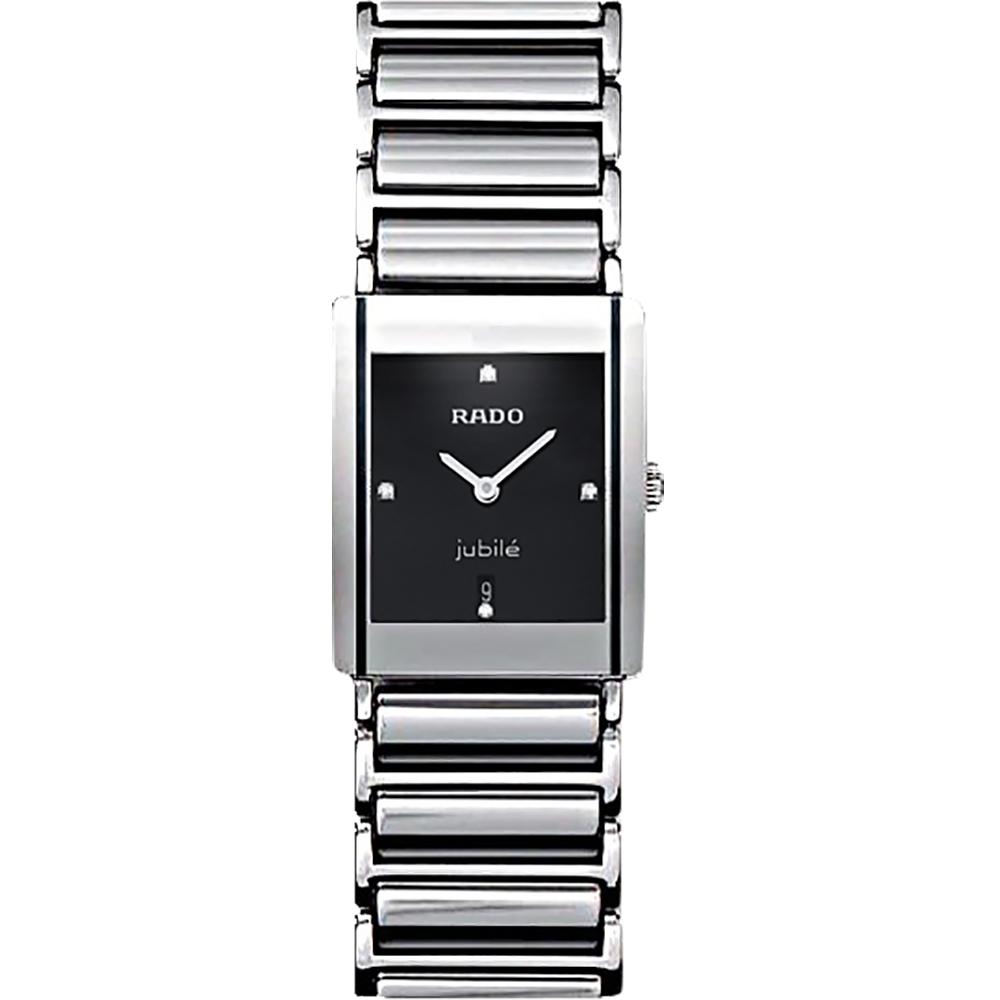 RADO 雷達 Integral Jubile 精密陶瓷錶-R20486722