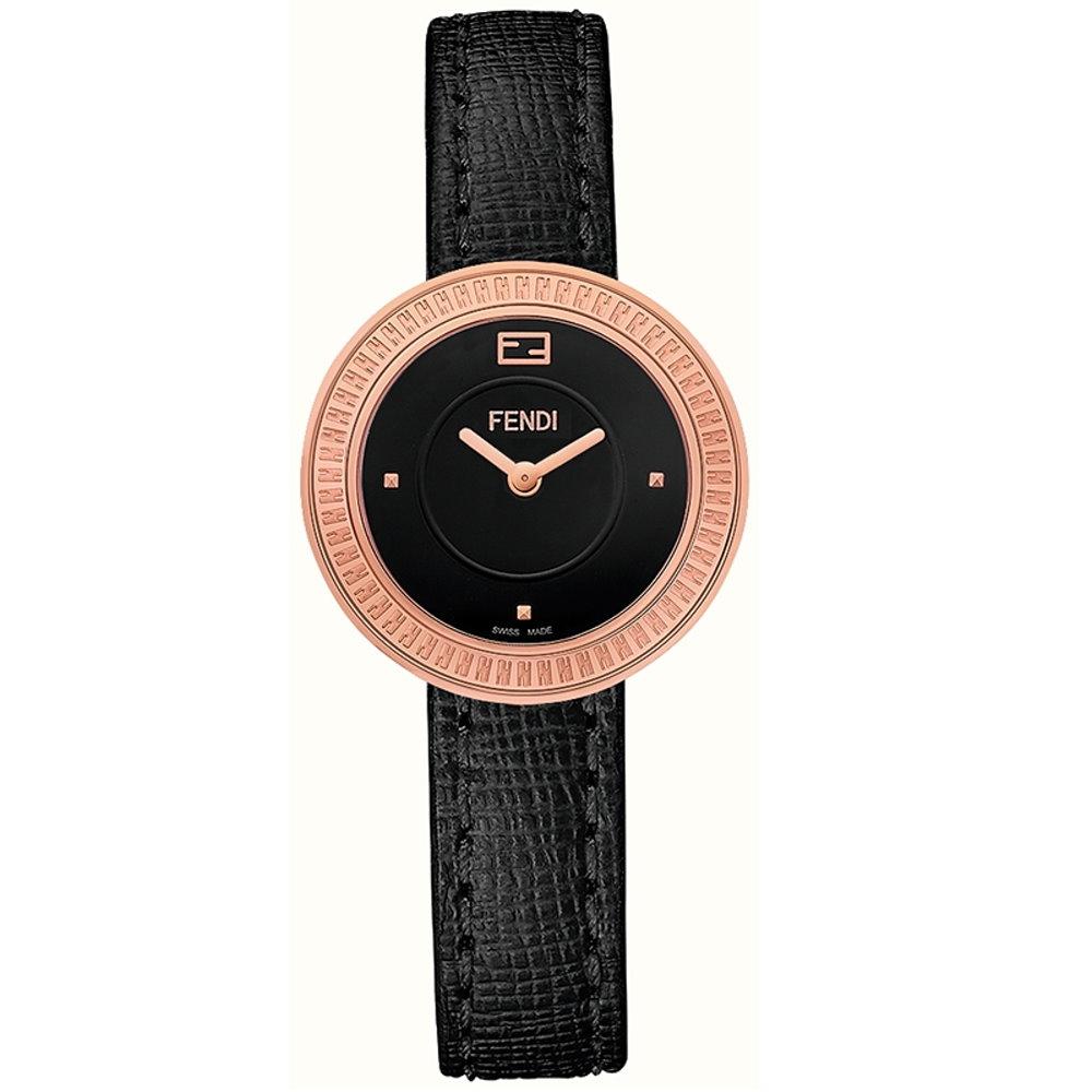 FENDI MY WAY獨特魅力時尚腕錶/小碼/F350521011
