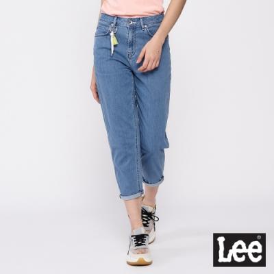 Lee 411 涼感 Cool Breeze 高腰標準合身小