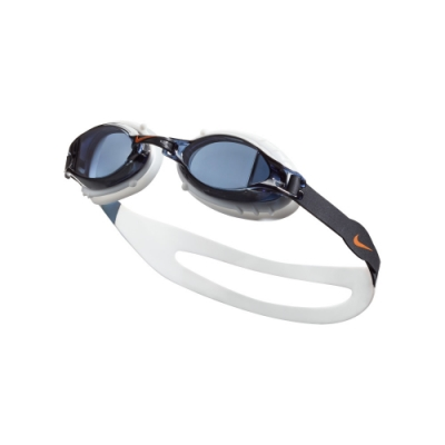 NIKE Chrome 訓練型兒童泳鏡 深煙霧灰 NESSA188-014