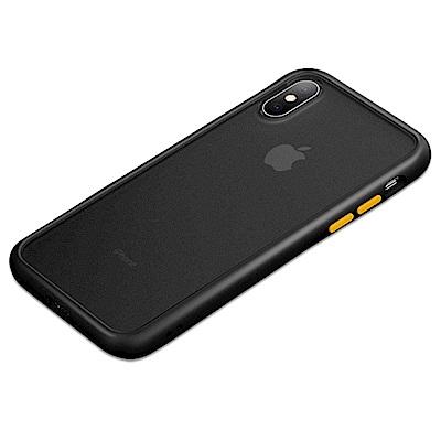 IN7 膚感系列 iPhone X/XS (5.8吋)半透明磨砂款保護殼