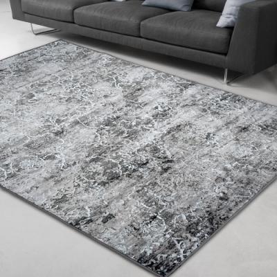 范登伯格 - 絕代 進口絲質地毯-銀穗 (135x195cm)